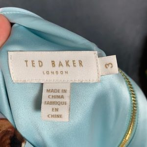 Ted Baker London Dresses - 🌵Ted Baker Asymmetrical Versailles Dress Sz 8/10